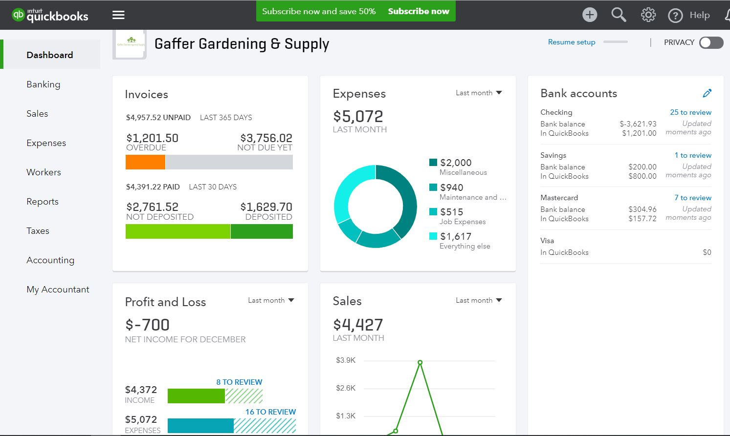 CaseFox Integration With Quickbook